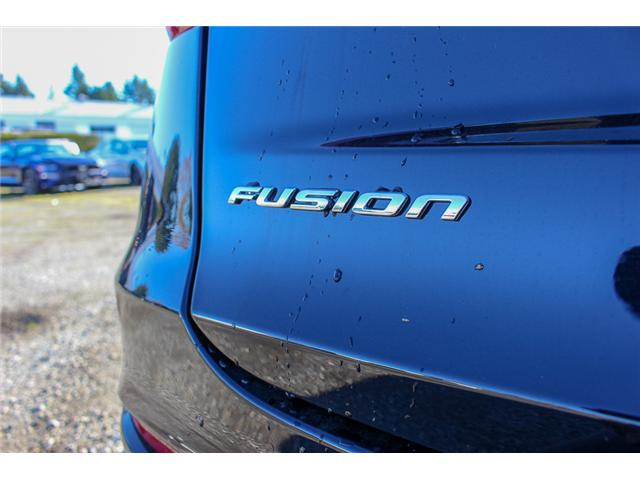 2019 Ford Fusion SE (Stk: 9FU2867) in Surrey - Image 9 of 25