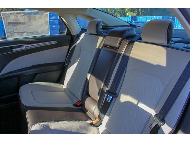 2019 Ford Fusion SE (Stk: 9FU2867) in Surrey - Image 12 of 25