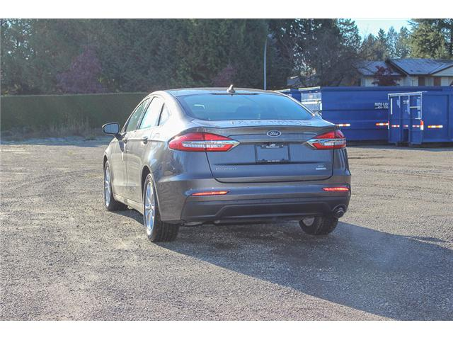 2019 Ford Fusion SE (Stk: 9FU9460) in Vancouver - Image 5 of 28