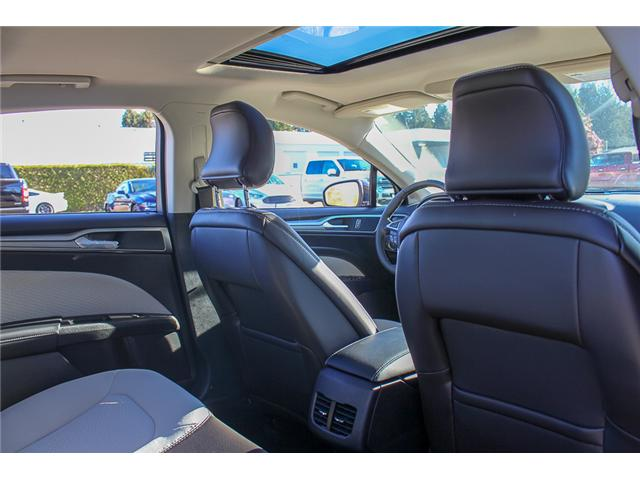 2019 Ford Fusion SE (Stk: 9FU2867) in Surrey - Image 14 of 25