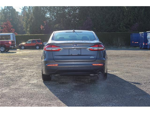 2019 Ford Fusion SE (Stk: 9FU9460) in Vancouver - Image 6 of 28