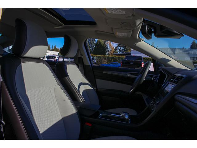 2019 Ford Fusion SE (Stk: 9FU2867) in Vancouver - Image 16 of 25