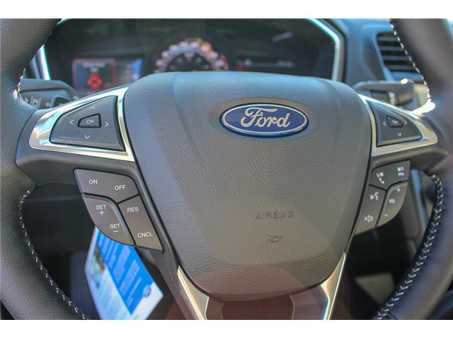 2019 Ford Fusion SE (Stk: 9FU2867) in Vancouver - Image 18 of 25