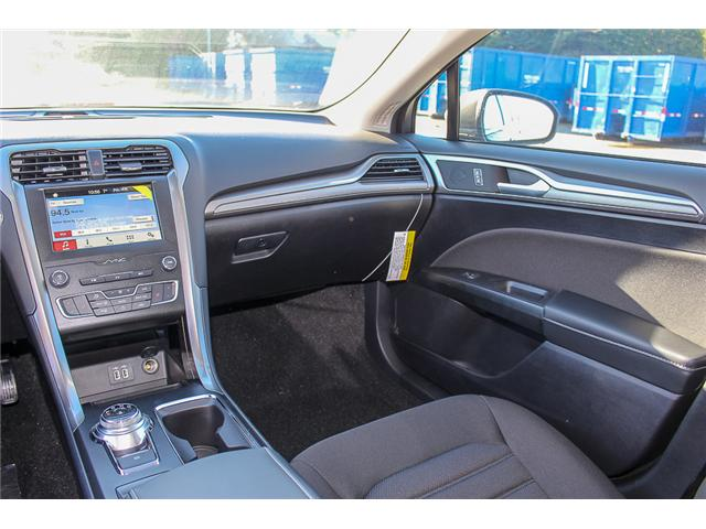 2019 Ford Fusion SE (Stk: 9FU9460) in Vancouver - Image 15 of 28