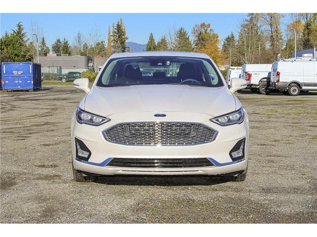 2019 Ford Fusion Hybrid Titanium (Stk: 9FU9462) in Surrey - Image 2 of 27