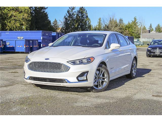 2019 Ford Fusion Hybrid Titanium (Stk: 9FU9462) in Surrey - Image 3 of 27