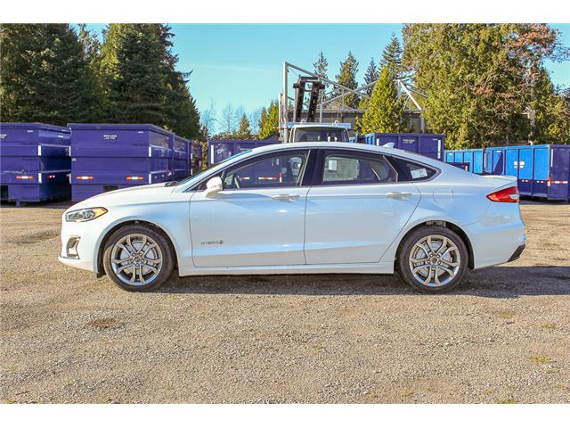 2019 Ford Fusion Hybrid Titanium (Stk: 9FU9462) in Surrey - Image 4 of 27