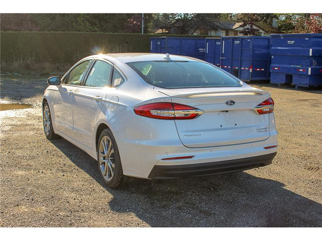 2019 Ford Fusion Hybrid Titanium (Stk: 9FU9462) in Surrey - Image 5 of 27