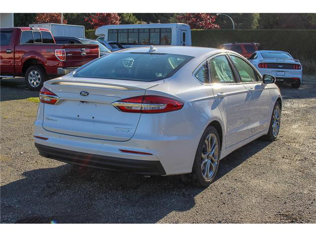 2019 Ford Fusion Hybrid Titanium (Stk: 9FU9462) in Surrey - Image 7 of 27