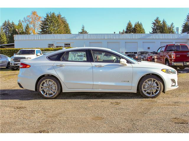 2019 Ford Fusion Hybrid Titanium (Stk: 9FU9462) in Surrey - Image 8 of 27