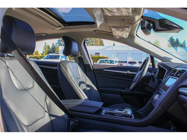 2019 Ford Fusion Hybrid Titanium (Stk: 9FU9462) in Surrey - Image 18 of 27