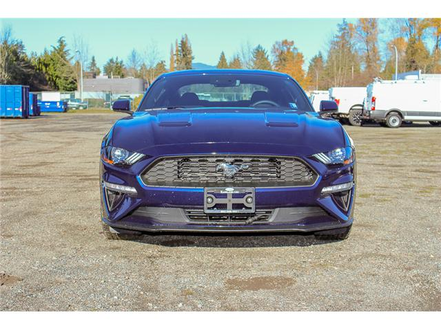 2019 Ford Mustang EcoBoost (Stk: 9MU6293) in Vancouver - Image 2 of 27