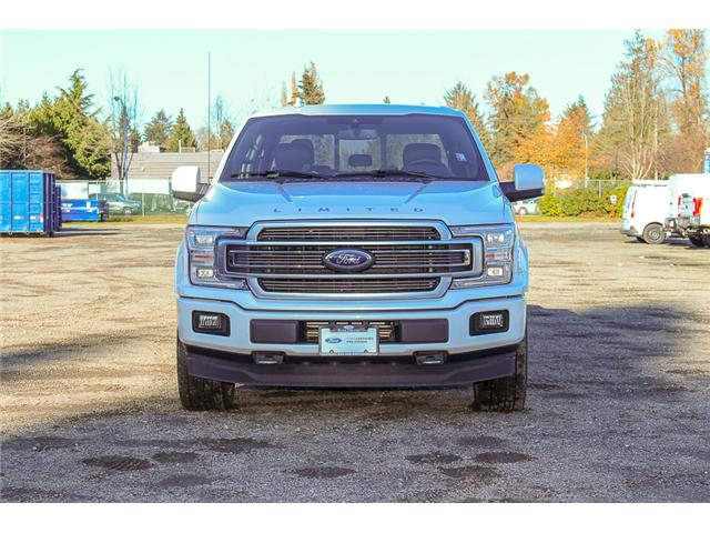 2018 Ford F-150 Limited (Stk: P9144) in Surrey - Image 2 of 30
