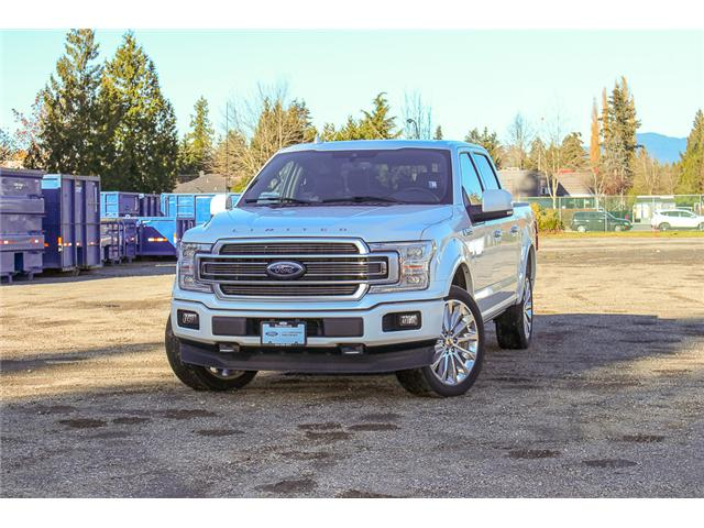2018 Ford F-150 Limited (Stk: P9144) in Surrey - Image 3 of 30