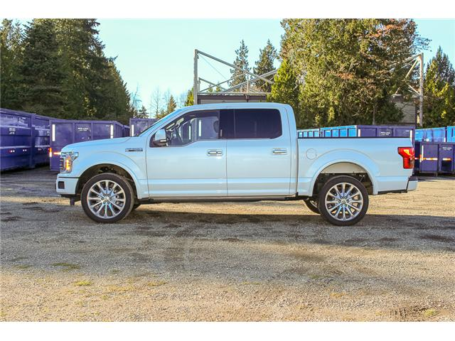 2018 Ford F-150 Limited (Stk: P9144) in Surrey - Image 4 of 30