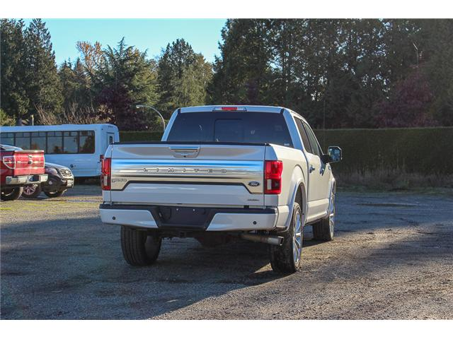 2018 Ford F-150 Limited (Stk: P9144) in Surrey - Image 7 of 30