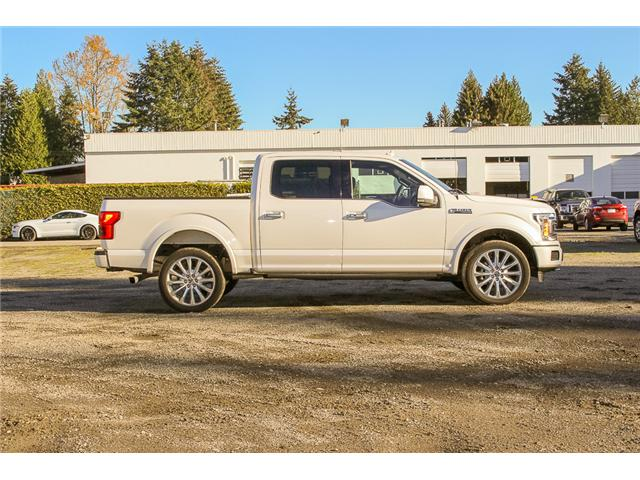 2018 Ford F-150 Limited (Stk: P9144) in Surrey - Image 8 of 30