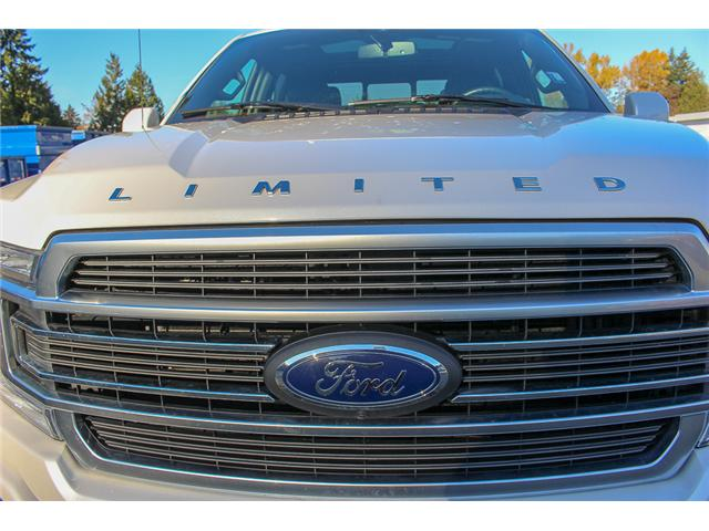 2018 Ford F-150 Limited (Stk: P9144) in Surrey - Image 10 of 30