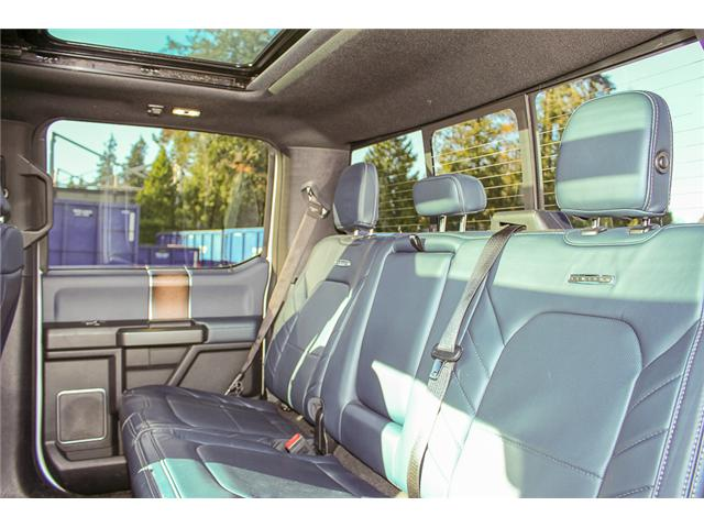 2018 Ford F-150 Limited (Stk: P9144) in Surrey - Image 17 of 30
