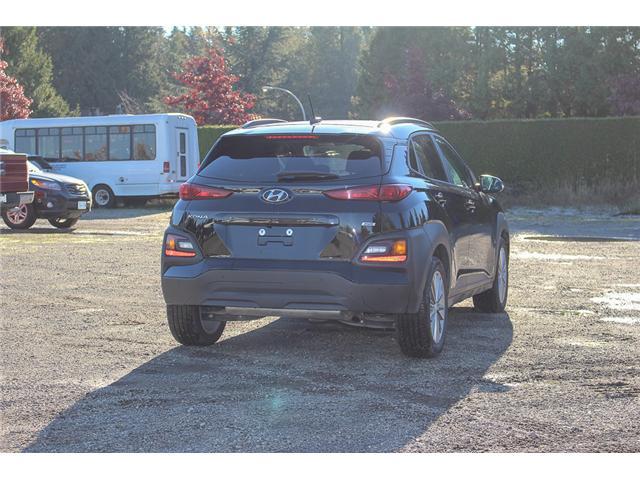2018 Hyundai KONA 2.0L Luxury (Stk: P9365) in Surrey - Image 7 of 29