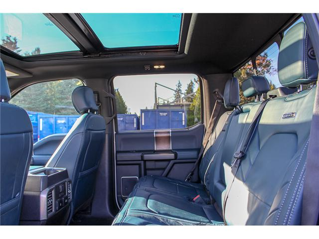 2018 Ford F-150 Limited (Stk: P9144) in Surrey - Image 18 of 30