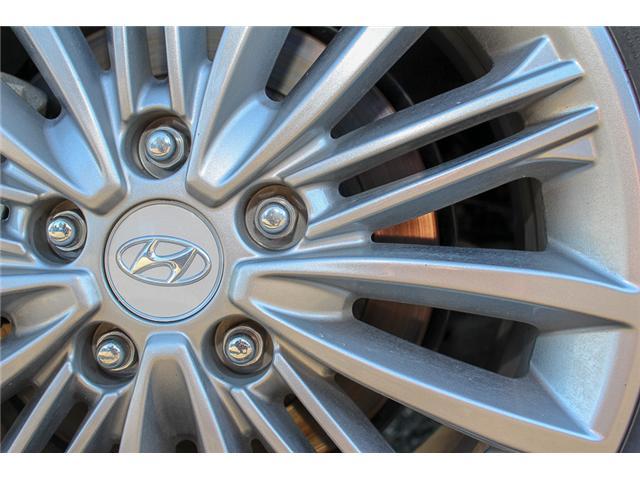 2018 Hyundai KONA 2.0L Luxury (Stk: P9365) in Surrey - Image 9 of 29