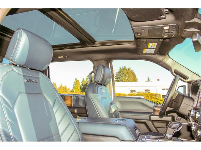 2018 Ford F-150 Limited (Stk: P9144) in Surrey - Image 24 of 30