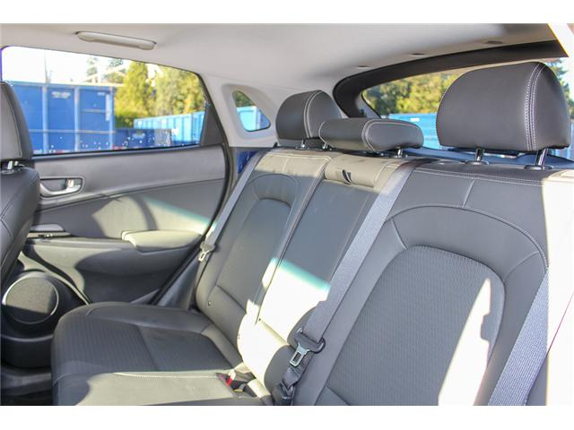2018 Hyundai KONA 2.0L Luxury (Stk: P9365) in Surrey - Image 14 of 29