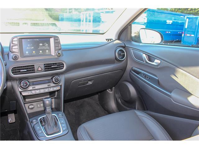 2018 Hyundai KONA 2.0L Luxury (Stk: P9365) in Surrey - Image 17 of 29