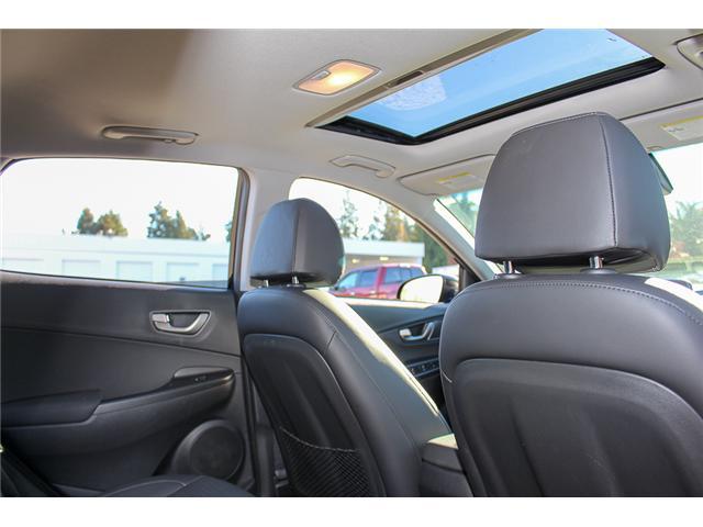 2018 Hyundai KONA 2.0L Luxury (Stk: P9365) in Surrey - Image 19 of 29