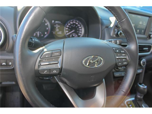 2018 Hyundai KONA 2.0L Luxury (Stk: P9365) in Surrey - Image 22 of 29