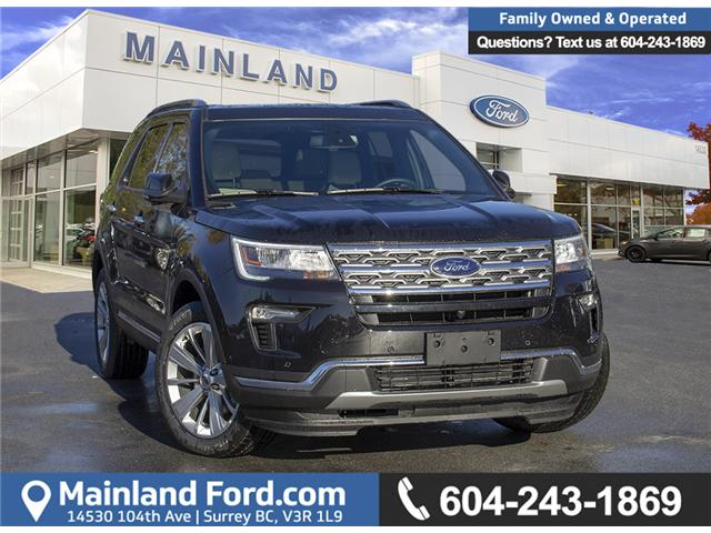 2019 Ford Explorer Limited (Stk: 9EX3856) in Vancouver - Image 1 of 27