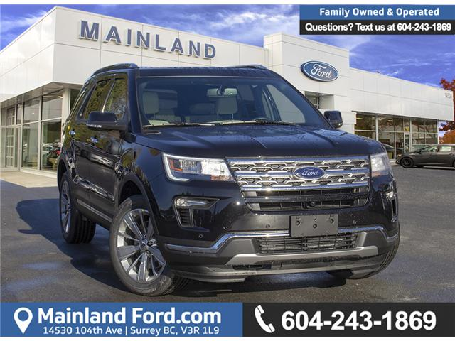 2019 Ford Explorer Limited (Stk: 9EX3379) in Surrey - Image 1 of 30