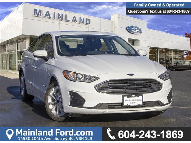 2019 Ford Fusion Hybrid SE (Stk: 9FU9461) in Surrey - Image 1 of 26