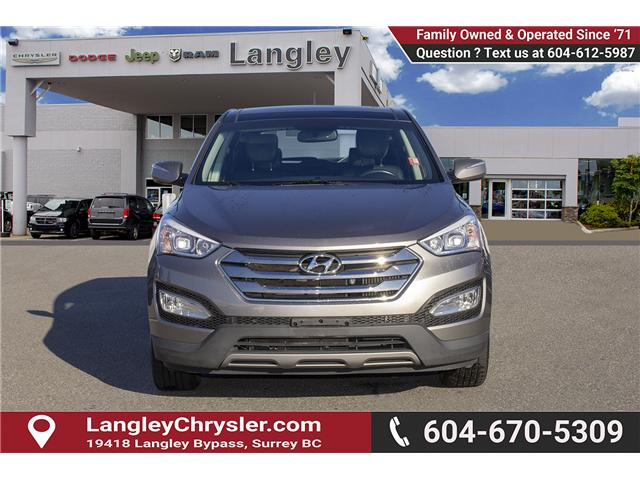 2013 Hyundai Santa Fe Sport 2.0T Limited (Stk: EE899200) in Surrey - Image 2 of 26