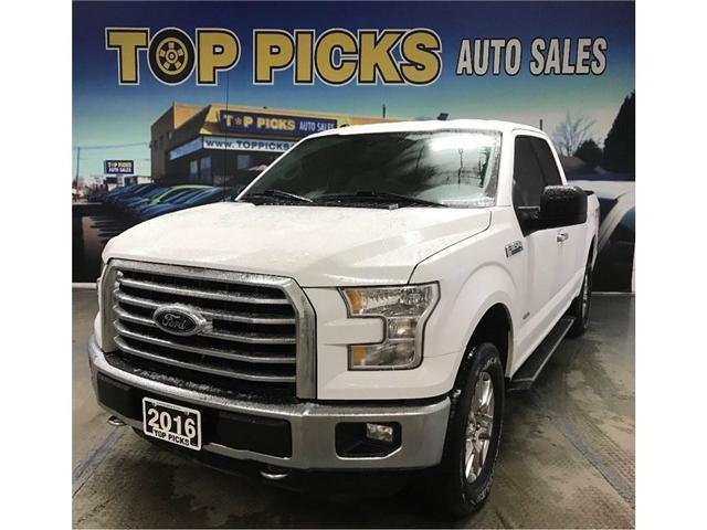 2016 Ford F-150 XLT (Stk: 88759) in NORTH BAY - Image 1 of 26
