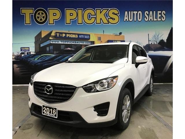 2016 Mazda CX-5 GX (Stk: 0800616) in NORTH BAY - Image 1 of 27