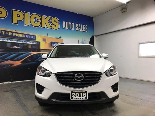 2016 Mazda CX-5 GX (Stk: 0800616) in NORTH BAY - Image 2 of 27