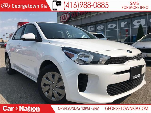 2018 Kia Rio LX+MT | $109 BI-WEEKLY | ONLY ONE LEFT | (Stk: ) in Georgetown - Image 1 of 25