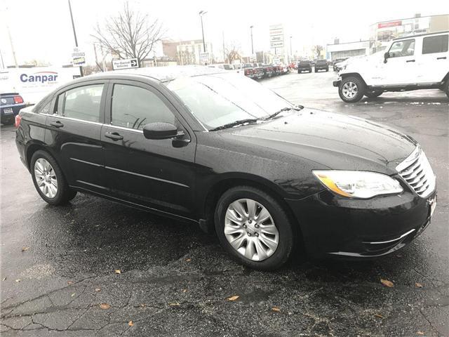 2013 Chrysler 200 LX (Stk: 44627A) in Windsor - Image 1 of 11