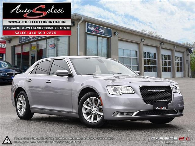 2018 Chrysler 300  (Stk: 81CT37RE) in Scarborough - Image 1 of 28