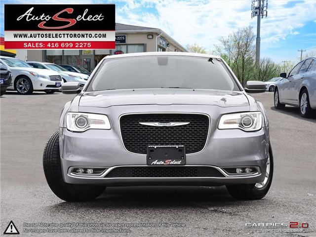 2018 Chrysler 300  (Stk: 81CT37RE) in Scarborough - Image 2 of 28