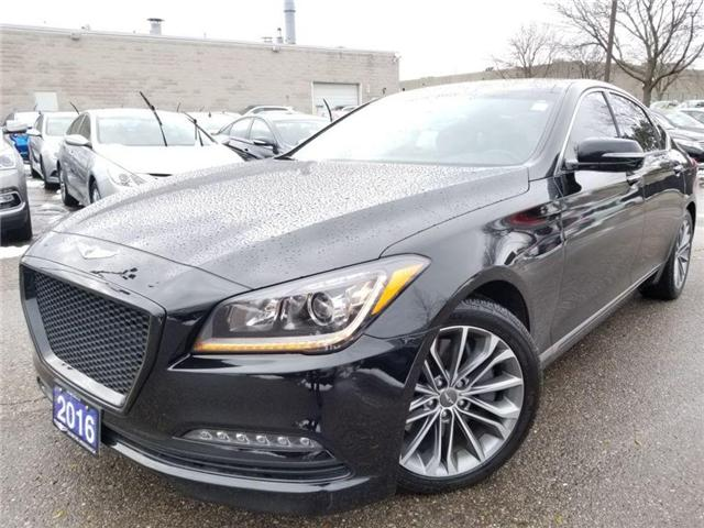 2016 Hyundai Genesis Sedan Premium Pkg IN GREAT CONDITION (Stk: op9925a) in Mississauga - Image 1 of 20