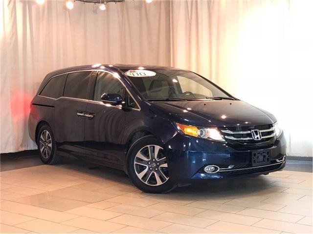 2015 Honda Odyssey Touring (Stk: 37905) in Toronto - Image 1 of 30