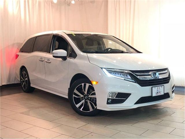 2018 Honda Odyssey Touring (Stk: 38038) in Toronto - Image 1 of 30