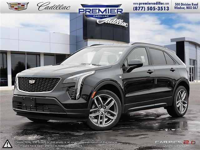 2019 Cadillac XT4 Sport (Stk: 191362) in Windsor - Image 1 of 30