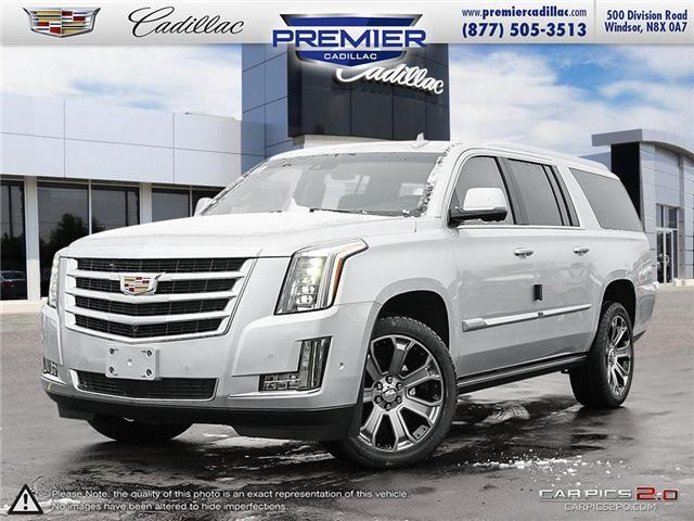 2019 Cadillac Escalade ESV Premium Luxury (Stk: 191353) in Windsor - Image 1 of 30