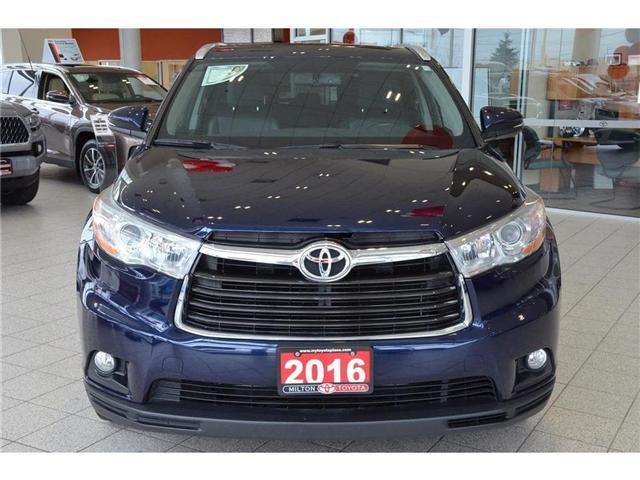 2016 Toyota Highlander  (Stk: 226862) in Milton - Image 2 of 44