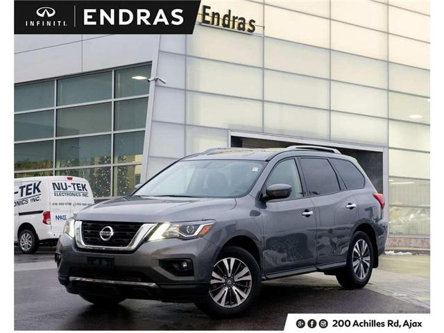 2018 Nissan Pathfinder SV Tech (Stk: P0723) in Ajax - Image 1 of 27