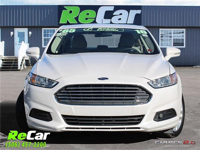 2016 Ford Fusion SE (Stk: 181122A) in Fredericton - Image 2 of 26